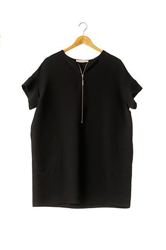 Robe courte noir VANESSA BRUNO pour femme