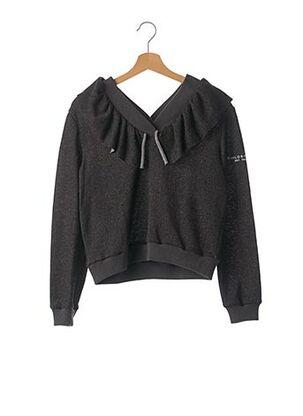 Sweat-shirt gris PHILOSOPHY pour femme