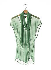 Top vert SEE BY CHLOÉ pour femme seconde vue