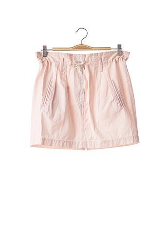 Jupe courte rose ISABEL MARANT pour femme
