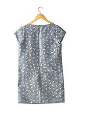 Robe courte bleu PAUL & JOE pour femme seconde vue