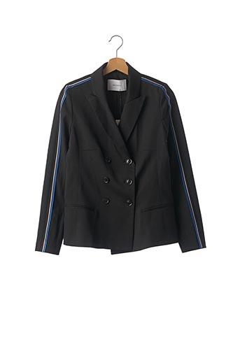 Veste chic / Blazer noir ASH pour femme