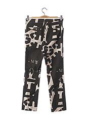 Pantalon casual noir ISABEL MARANT pour femme seconde vue
