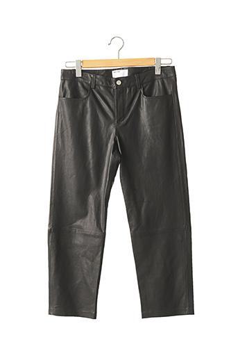 Pantalon chic noir MUUBAA pour femme