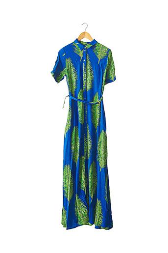 Robe longue bleu FABIENNE CHAPOT pour femme