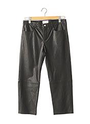 Pantalon chic noir MUUBAA pour femme seconde vue