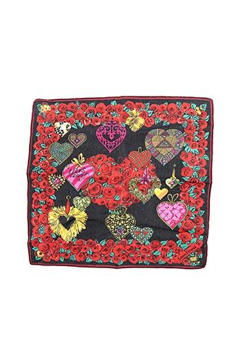 Foulard rouge LOUIS FERAUD pour femme