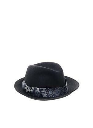 Chapeau noir ARMANI pour femme