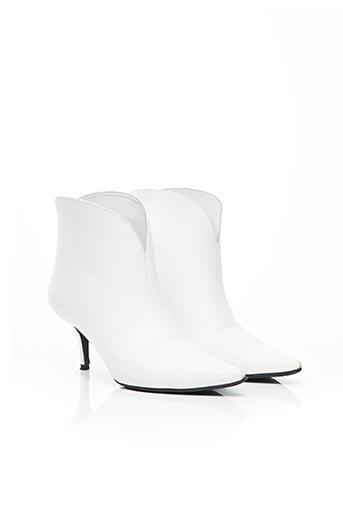 Bottines/Boots blanc ANINE BING pour femme