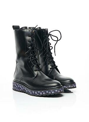 Bottines/Boots noir ARMANI pour femme