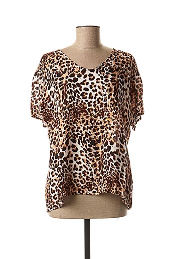 Top beige B.YOUNG pour femme