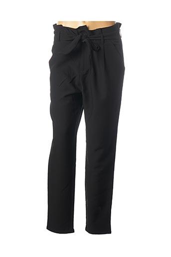 Pantalon chic noir DEELUXE pour femme