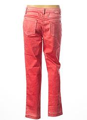 Pantalon casual rouge PAKO LITTO pour femme seconde vue