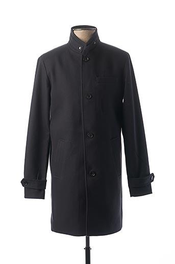 Manteau long bleu JACK & JONES pour homme