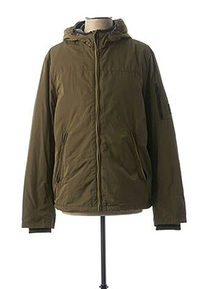 Parka vert REPLAY pour homme
