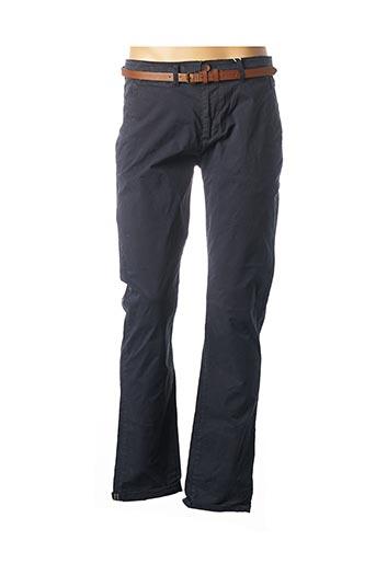 Pantalon casual bleu PETROL INDUSTRIES pour homme