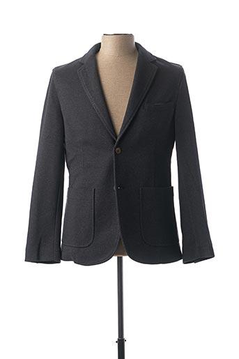 Veste chic / Blazer bleu FYNCH-HATTON pour homme