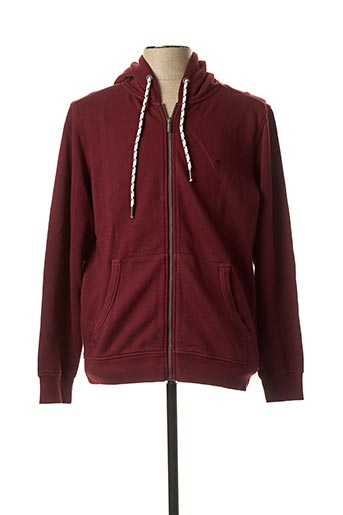 Veste casual rouge FYNCH-HATTON pour homme
