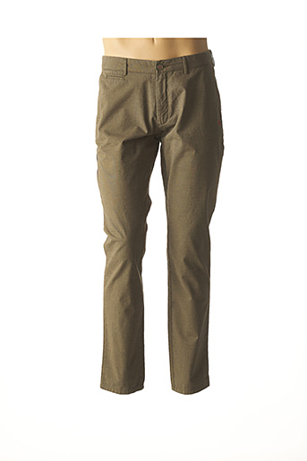 Pantalon casual vert ABEYRON pour homme