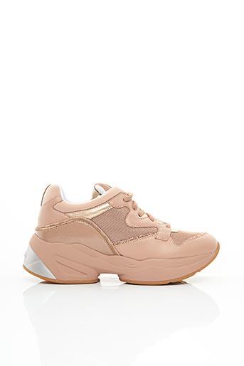 Baskets rose LIU JO pour femme