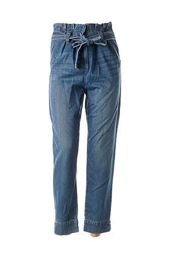 Jeans coupe droite bleu BLEND SHE pour femme