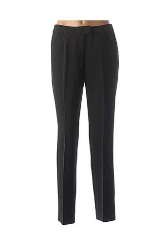 Pantalon 7/8 noir BETTY BARCLAY pour femme