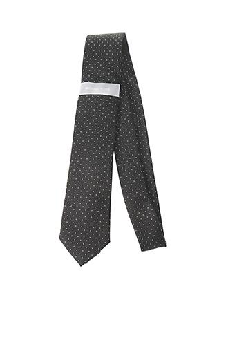 Cravate noir MICHAEL KORS pour homme