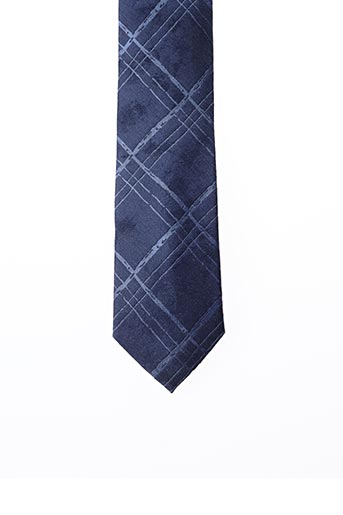Cravate bleu MICHAEL KORS pour homme