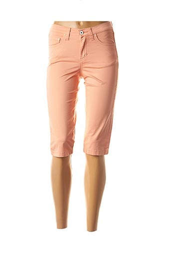 Corsaire orange LCDN pour femme