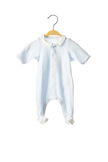 Pyjama bleu PETIT BATEAU pour garçon