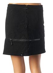 Jupe courte noir ROSE GARDEN pour femme seconde vue