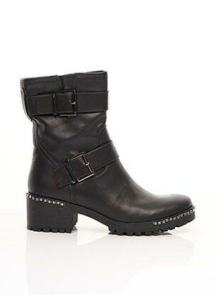 Bottines/Boots noir MAM'ZELLE pour femme