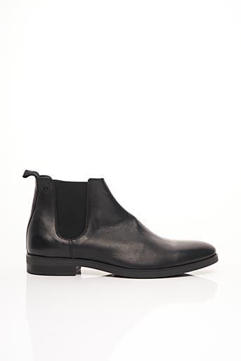 Bottines/Boots noir AMBITIOUS pour homme