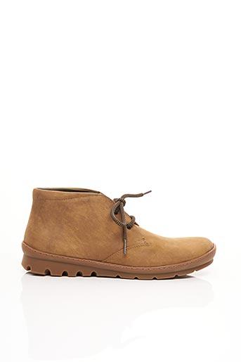Derbies beige ON FOOT pour homme