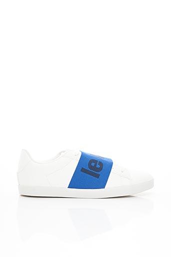 Baskets bleu LE COQ SPORTIF pour unisexe