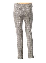 Pantalon casual beige PATRIZIA PEPE FIRENZE pour femme seconde vue