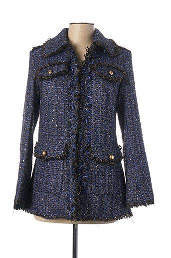 Veste casual bleu GUESS pour femme