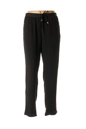 Pantalon casual noir BEST MOUNTAIN pour femme