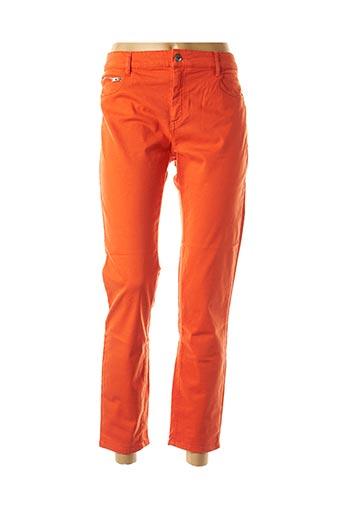 Jeans skinny orange COUTURIST pour femme