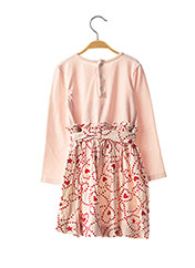 Robe mi-longue rose BILLIEBLUSH pour fille seconde vue