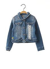 Veste en jean bleu CHIPIE pour fille seconde vue
