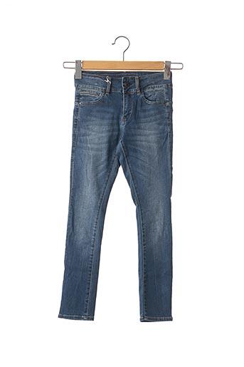 Jeans skinny bleu G STAR pour fille