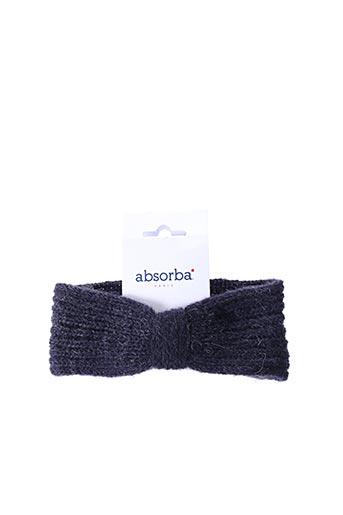 Accessoire pour cheveux bleu ABSORBA pour fille