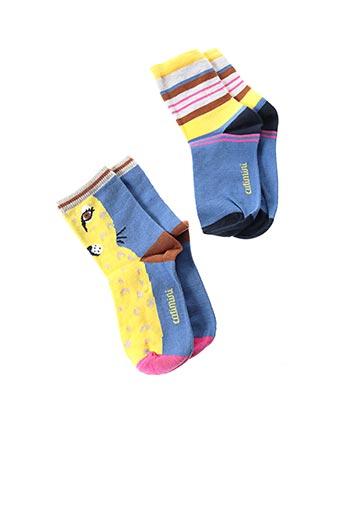Chaussettes bleu CATIMINI pour enfant