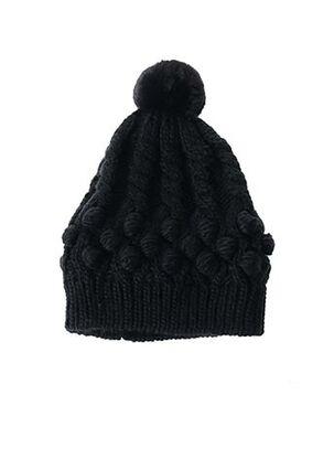Bonnet noir CATIMINI pour enfant