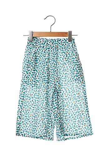 Pantalon casual vert CATIMINI pour fille