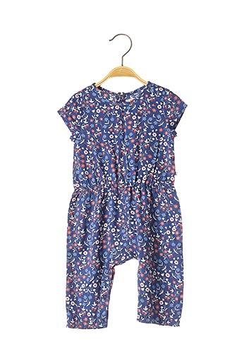 Combi-pantalon bleu IKKS pour fille