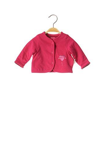 Veste casual rose CATIMINI pour fille