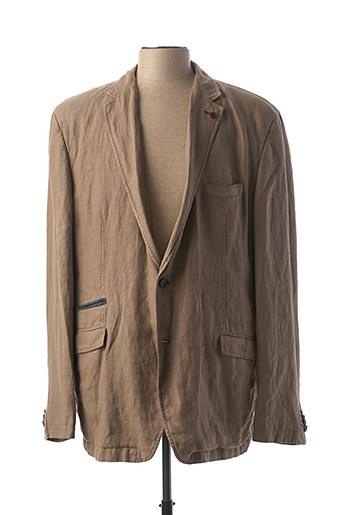 Veste chic / Blazer marron STONES pour homme