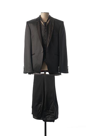 Costume de cérémonie noir DIGEL pour homme